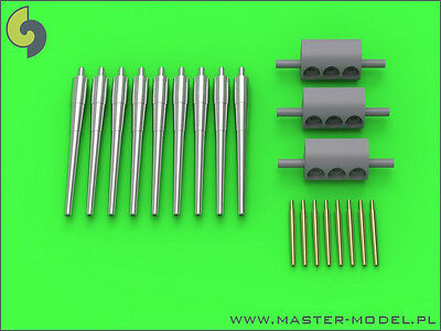 1/350 SM350074 MASTER MODEL ARMAMENT for INDIANAPOLIS 1945 for TRUMPETER PROMOTE