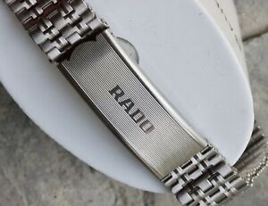 Famous-ribbon-link-vintage-ladies-12mm-or-14mm-Rado-watch-band-NSA-Swiss-1960s