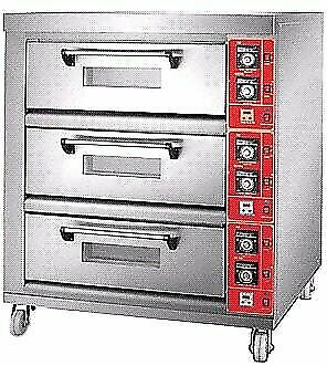 Ovens - Mixers - Proovers - Pans- Bread Slicer- Stainless steel tables etc all Bakery equipment