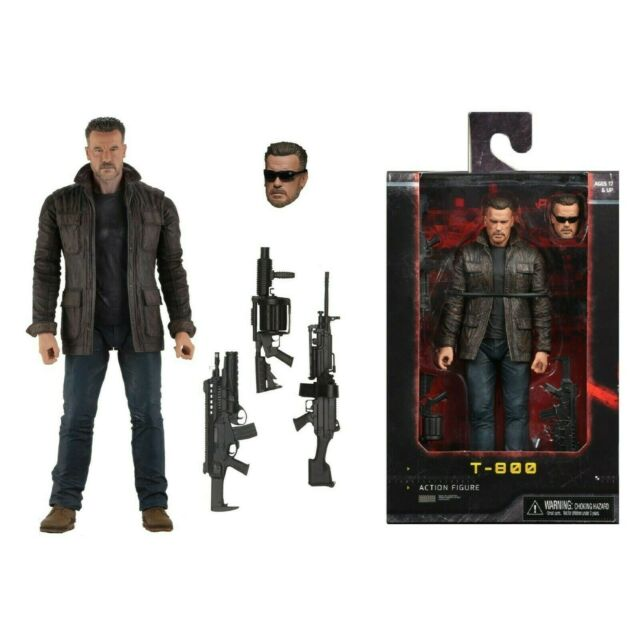 Terminator destino scuro Action figure T-800