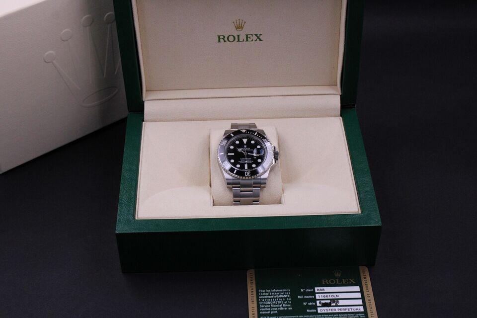 Rolex Submariner 116610LN - 2014