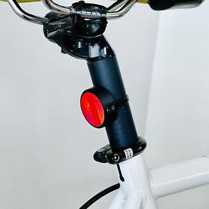 AirTag Bike Mount & Reflector