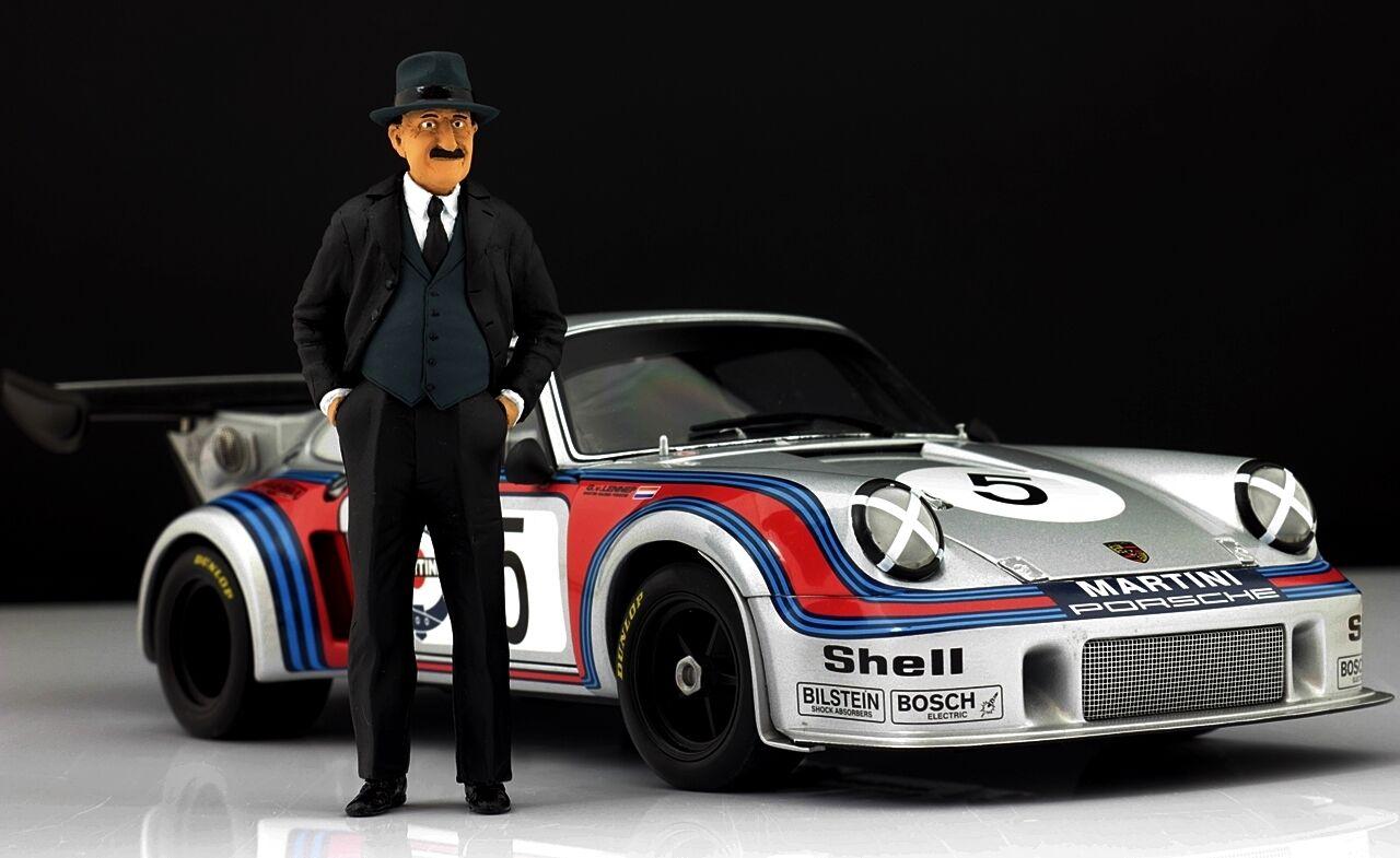 Ferdinand Porsche personaggio per 1 18 Autoart 964 VERY RARE