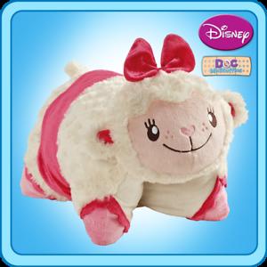 Authentic-Pillow-Pets-Disney-Doc-Mcstuffins-Lambie-Large-18-034-Plush-Toy-Gift