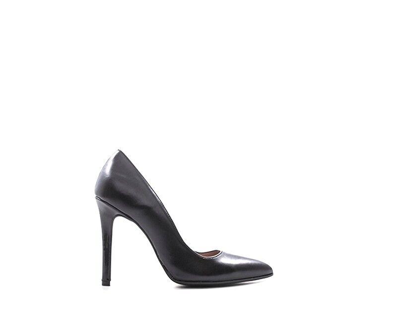 Schuhe PERLAMARINA Damenschuhe NERO PU 3401-PELVER-NE