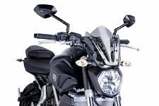 PUIG Naked Bike Windscreens Smoke Sport #7015H 30-1503