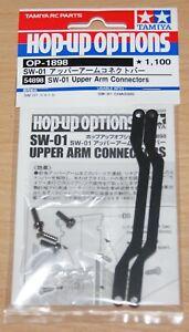 Tamiya-54898-SW-01-Upper-Arm-Connectors-SW01-Lunch-Box-Mini-NIP