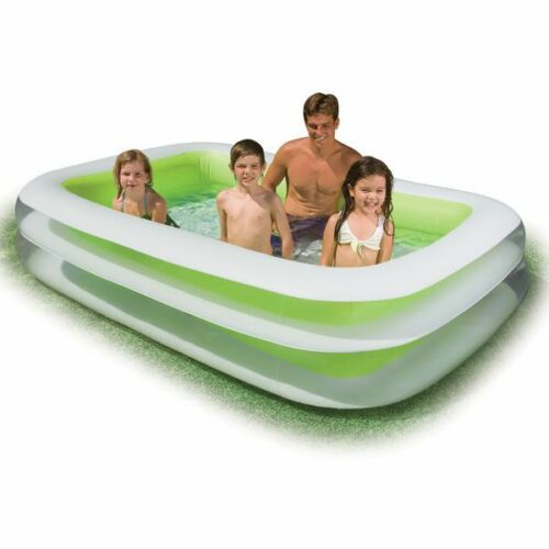 Intex Swim Center Family Pool Planschbecken Kinderpool Swimmingpool Garten