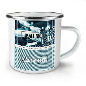 Party Life NEW Enamel Tea Mug 10 oz | Wellcoda