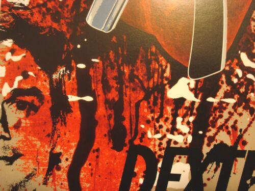Dexter poster print
