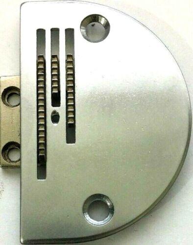 Placa de aguja de B18 con Alimentación Perro lockstitc Universal parte máquina de coser industrial