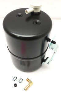 Details about Brake Vacuum Canister Reservoir Tank SB BB Chevy Brake  Booster Can Mopar Ford