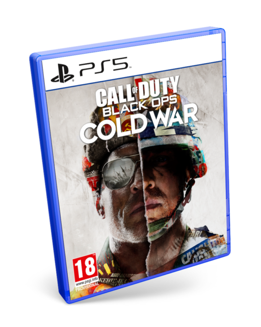 Call Of Duty: Black Ops Cold War PS5 Pal España Nuevo Precintado FÍSICO español