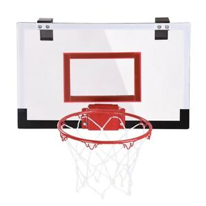 Image Is Loading Mini Basketball Hoop System Over The Door Wall