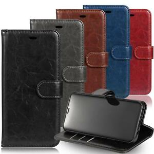 Handy Tasche Samsung Galaxy Schutz Hülle Buch Case Flip Cover Etui Schale Wallet