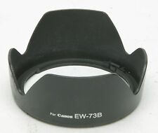 For Canon Lens Hood EW-73B For EF-S 3,5-5,6/18-135mm IS Lenses. Used.