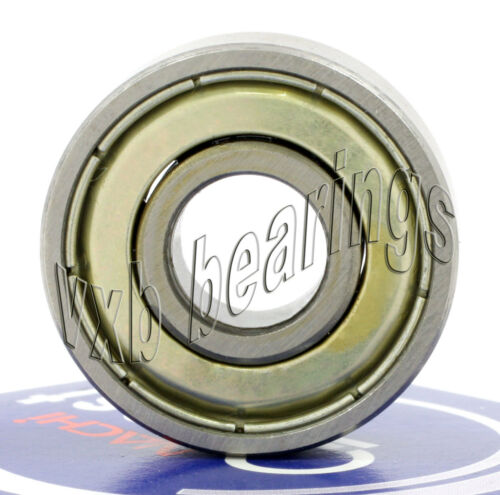 "R8ZZ Nachi Bearing Shielded Japan 1//2/""x1 1//8/""x5//16/"" Ball Bearings Rolling"