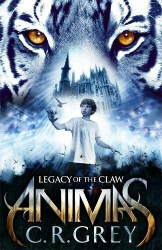 1 of 1 - Legacy of the Claw (Animas),C. R. Grey