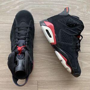 dc3be10864c181 Air Jordan 6 VI Retro Black Varsity Red 384664-061 Size 10 From 2010 ...