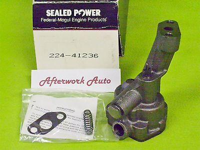 Sealed Power 224-41236 Hi Pressure Oil Pump for 1959-1981 Pontiac V8 made USA