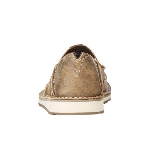 Ariat® Ladies Cruiser Bomber Brown Shoe 10023008