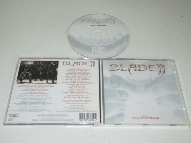 Marco Beltrami – Blade II (Score )/Varèse Sarabande – VSD-6365 CD Album