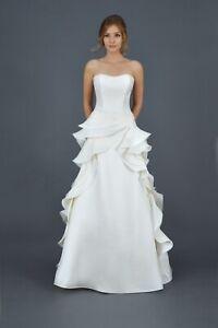 Vestiti Da Sposa Ebay.Abito Da Sposa Lory Atelier Eme Ebay