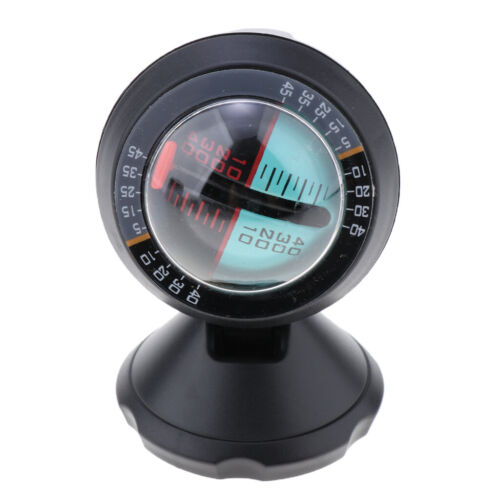 Car Inclinometer Gradient Balancer Table Angle Slope Level Meter Finder