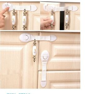 Image Is Loading Toddler Baby Kids Child Safety Lock Proof Cabinet