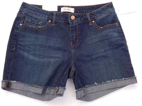 NWT New Jessica Simpson Denim Midi Shorts for Women Size 30