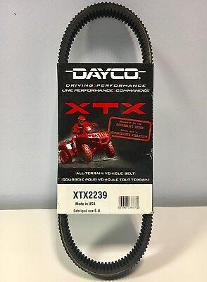 XTX2239 DAYCO XTX Xtreme Torque ATV Belt Polaris Ranger RZR Sportsman