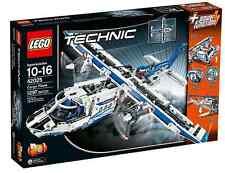 LEGO® Technic 42025 Frachtflugzeug NEU_ Cargo Plane or Transport Hovercraft NEW