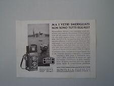 advertising Pubblicità 1936 ZEISS IKON IKOFLEX