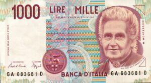 BANCONOTA-REPUBBLICA-ITALIANA-LIRE-1000-MONTESSORI-GA-683681-D-Q-FDS-CAR-7