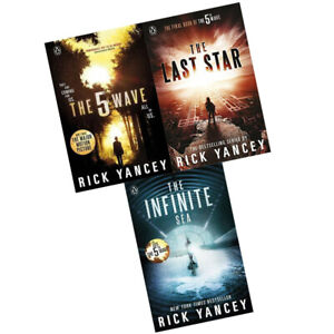 Rick-Yancey-The-5th-Wave-Series-3-Books-Collection-The-Last-Star-Infinite-Sea