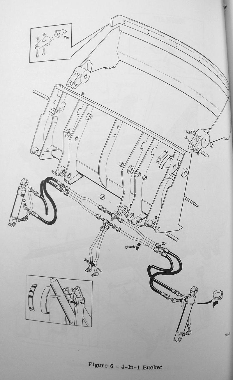 Case 350 Crawler Tractor Dozer Service Repair Manual Parts Catalog Shop  Books | eBay