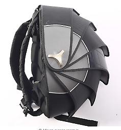 Ogio Mach 5 >> Ogio Mach 5 No Drag Stealth Motorcycle Bike Backpack Bag Hard Shell