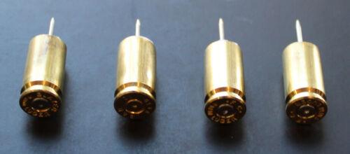 Bullet Push Pins Pack Of 10