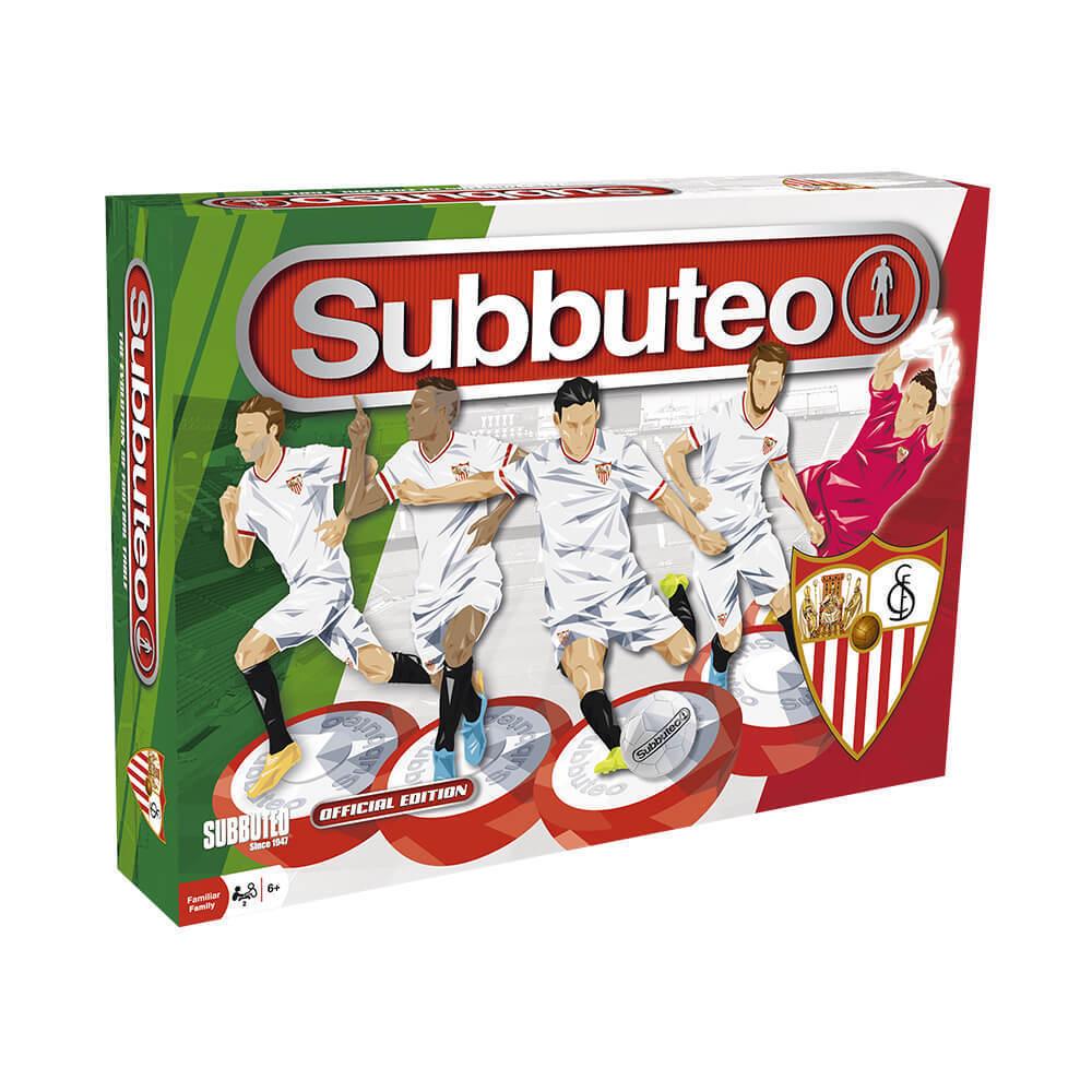 Subbuteo Playset Sevilla FC  2018 Edition - Table Football - 2 Teams