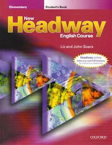 Oxford new headway elementary students book new 2000 edition ebay image is loading oxford new headway elementary student 039 s book fandeluxe Image collections