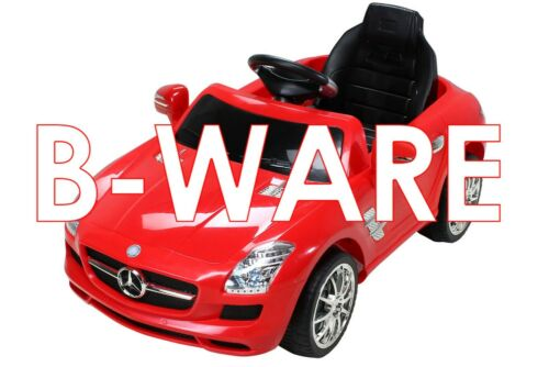 Kinderfahrzeuge B-Ware Kinder Elektro Auto Mercedes SLS AMG Kinderfahrzeug Elektrofahrzeug