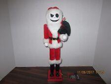 item 6 nightmare before christmas santa jack nutcracker new with tags 2017 nightmare before christmas santa jack nutcracker new with tags 2017 - Nightmare Before Christmas Nutcracker
