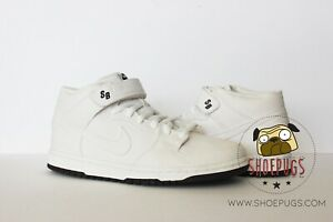sports shoes 43000 5aaaa Details about 2006 DS Nike Dunk Mid Tokyo Mid sz 11 w/ Box white canvas |  TRUSTED SELLER