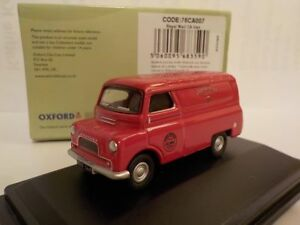 BEDFORD-Royal-Mail-modellini-di-automobili-Oxford-Diecast