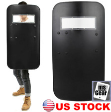 US Green Army Police Anti-riot Hand-held Shield Security Protection Tactical