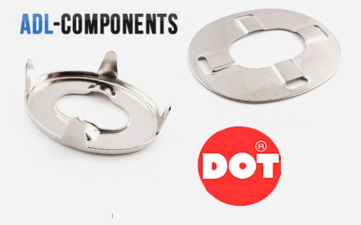 DOT COMMON SENSE EYELET & WASHER TO FIT TURN BUTTON BOAT CANOPY COVER MARINE