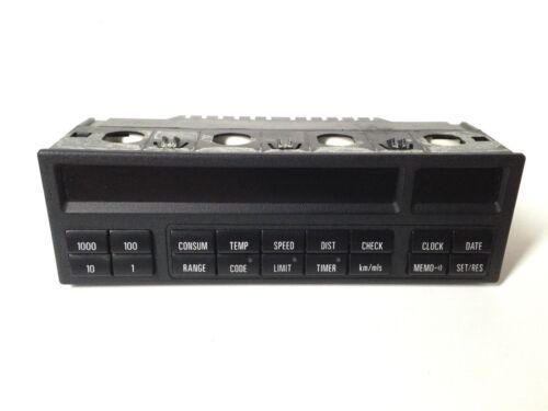 BMW E31 840i 840Ci 850i 850csi 18 Button OBC DIY LCD Display RIbbon Replacement
