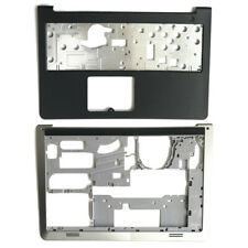 XtremeAmazing Black Palmrest Case with Touchpad RH87D for Dell Inspiron 15R 5537 5547 5548 5542