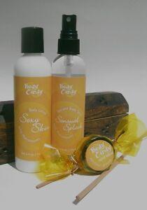 Patchouli-Essential-Oil-Perfume-Spray-amp-Lotion-Pheromones-3-piece-Gift-Set