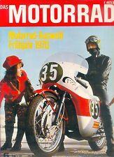 Motorrad 6 70 Hercules GS Guzzi V7 Münch URS Munch Ossa Honda Dax 1970 Japan